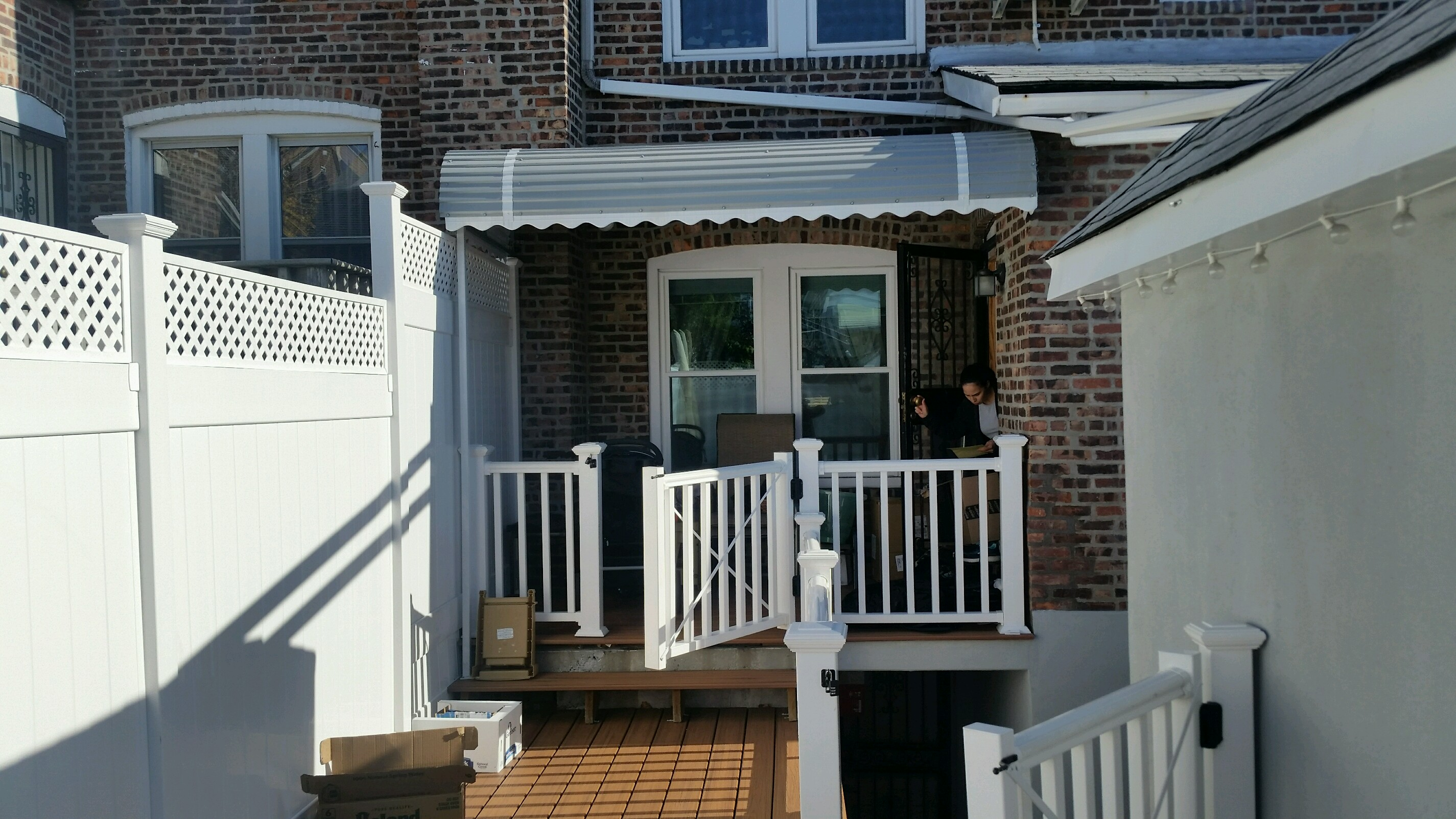with and home fredericton decks pic residential living sun advanced interior your or services shade awnings awning window fabrics s family products custom extend entertaining over that summer the from patios