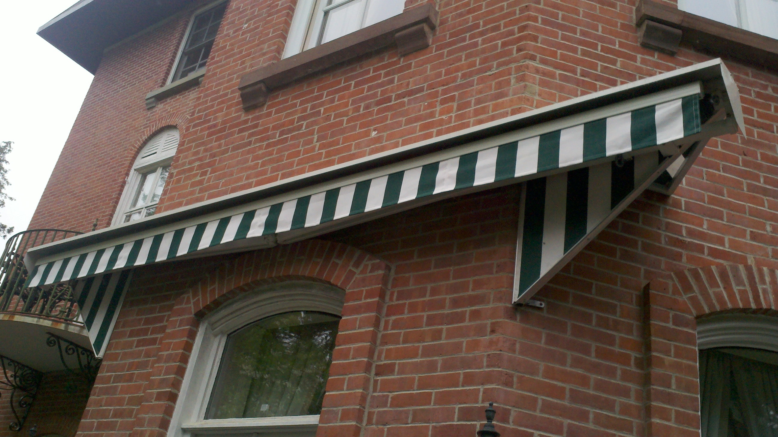 Roll-Up Awnings | Emerald Signs